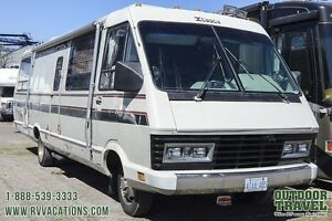 1985 Itasca Windcruiser 34 RU