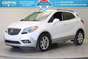 2014 Buick Encore Leather AWD PST PAID