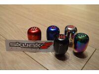 SKUNK2 Gear Knobs M10X1.5 - HONDA CIVIC INTEGRA TYPE R JDM EP3 EP2 EP1 DC5 FN2 FD2 EK4 EK9 EJ9 DC2