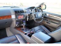 "VW TOUAREG V6 3.0TDI SPORT 4x4 Quattro 248bph 6 Speed* SatNav* Leather* 19"" Winter Tyres* TAX £305"