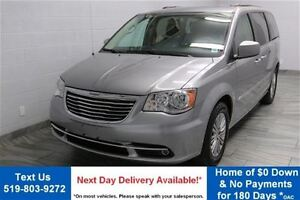 2016 Chrysler Town & Country TOURING-L w/ STOW & GO! LEATHER! DU