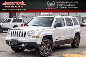 2017 Jeep Patriot NEW Car 75th Anniversary|4x4|HtdFrontSeats|Sat
