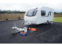 2013 SWIFT CHALLENGER SPORT 442 SR 2-BERTH MINT CONDITION MOTOR MOVER