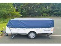 Pennine Fiesta Folding Camper 4 berth 2005