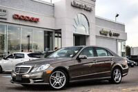 2013 Mercedes-Benz E350 4Matic Nav Leather Pano Sunroof Parktron