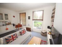 A lovely, bright flat with great views Double bed, bathroom, good size open plan recep / kit