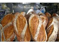 Flourish Craft Bakery require a Skilled Baker 20 -25k per year (on experience) 40 hrs per wk