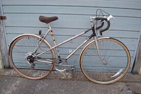 Vintage ladies racer Raleigh Medale