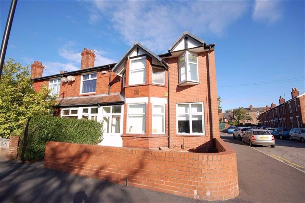 Spacious Modern Furnished 2 Bed Apartment Didsbury Ground Floor Private Car