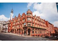 4 Person Office For Rent In Birmingham B3   £260 p/w !