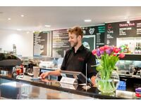Experienced Barista Required - Business Park Cafe - 7am-3:30pm - Monday to Friday - Good Pay
