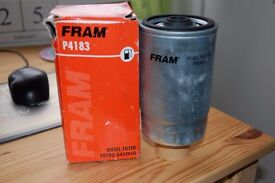 Discovery diesel filter Fram P4183