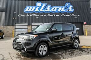 2014 Kia Soul BLUETOOTH! POWER PACKAGE! INFO CENTER!