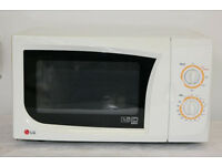 LG Microwave Oven Model: MS-192A 800 Watts / 17 Litres – Clean + Working!