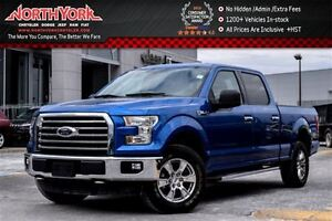 2016 Ford F-150 XLT 4x4 SuperCrew Backup Cam Tow Hitch SideSteps