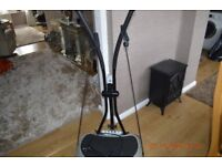 vibrapower stand and remote