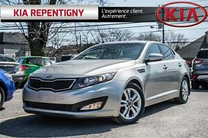 2013 Kia Optima EX Turbo +*CUIR*CAMERA RECUL*
