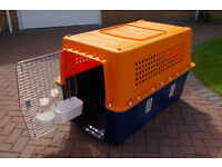 Large Airline Approved Dog Crate For Sale