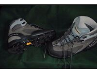 Ladies Scarpa ZG Goretex Walking / Hiking boots UK 5.5 EU 39