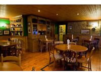 chef required for 4 star inn just out side Malton