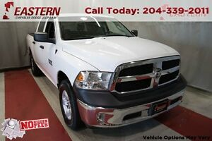 2016 Ram 1500 ST A/C CRUISE POWER GROUP REMOTE ENTRY