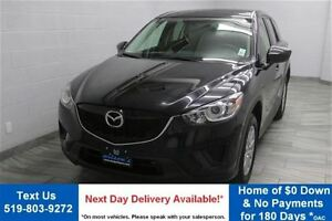 2015 Mazda CX-5 6-SPEED! ALLOYS! POWER PACKAGE! BLUETOOTH! CRUIS