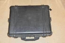 Large protective case. Very durable. Approx 38 X 48cm - £20