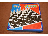 CHILDS CHESS SET FOR SALE