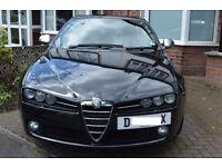 Alfa Romeo 159 2.0 JTDM Ti 12 months MOT