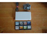 White Nintendo DS Bundle