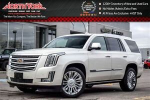 2015 Cadillac Escalade 4x4Platinum|DrvrAssist/Aware/Rear Ent PKG