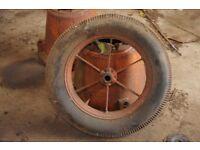 JF Binder wheel