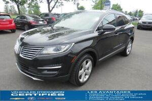 2015 Lincoln MKC AWD,Climatiseur automatique,  Bluetooth