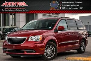 2016 Chrysler Town & Country Touring|Navi|Backup Cam|Leather|Hea