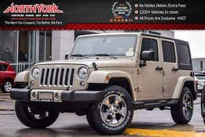 2017 Jeep WRANGLER UNLIMITED New Car Sahara 4x4|LED Lights,Conne