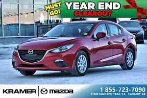 2015 Mazda Mazda3 GS w/Back-up Camera and Bluetooth
