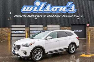 2017 Hyundai Santa Fe XL XL LIMITED! AWD! $103/WK,5.89% ZERO DOW