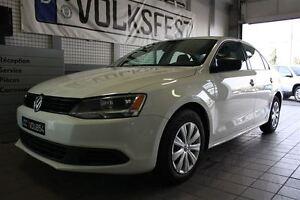 2013 Volkswagen Jetta 2.0L Trendline+, AUT, AIR, SIGES CHAUFFANT