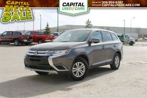 2016 Mitsubishi Outlander ES *Heated Seats *Bluetooth