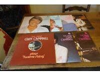 THE GREAT GLEN CAMPBELL .....7 album box set.