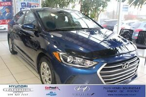 2017 Hyundai Elantra LE No cashdown required. Financing up to 96