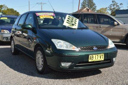 2003 Ford Focus Hatchback Horseshoe Bend Maitland Area Preview