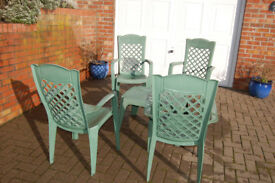 Garden Furniture Set - 5 Piece