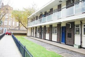 Ground Floor Studio Flat To Rent In Stepney Green E1 With Private Access Back Communal Garden