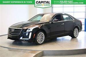2015 Cadillac CTS Premium AWD
