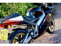 APRILIA RS 125 | DE-RESTRICTED | FULL TAX & MOT | STUNNING | ARROW SPORTS EXHAUST