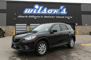 2015 Mazda CX-5 GX SKYACTIV! BLUETOOTH! POWER PACKAGE!  ALLOYS!