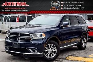 2016 Dodge Durango Limited AWD|6-Seater|Sunroof|Leather|Backup C