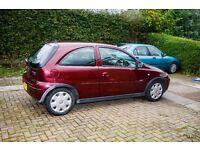 2005 Vauxhall Corsa 1.3 CDTi £700 ono