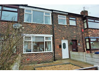 Rent to Buy this immaculate 3 bed mid terrace house, 172 Bell Lane, Orrell, Wigan, WN5 0DA
